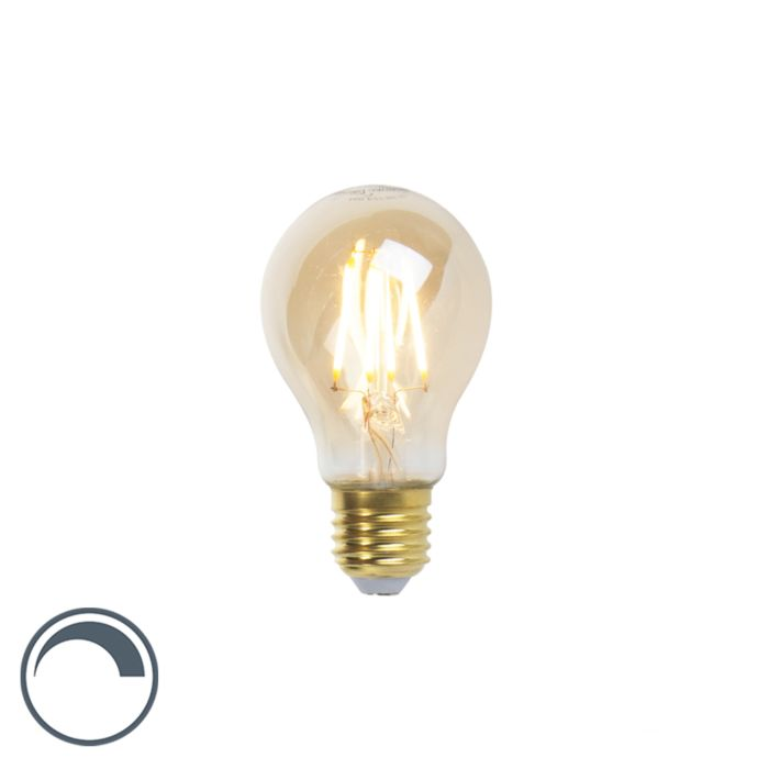 Lampe-à-incandescence-LED-Goldline-E27-5W-360lm-A60-dimmable