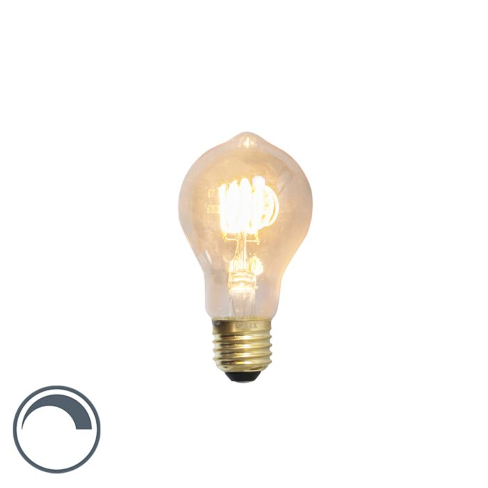 Lampe-à-filament-torsadée-LED-E27-dimmable-4W-200lm-2100-K