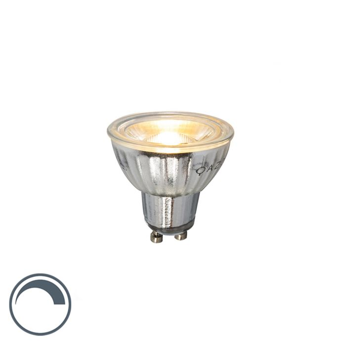 GU10-lampe-à-LED-7W-500LM-2700K-dimmable