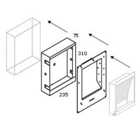 Delta-Light-Concrete-Box-139-avec-kit-plastique