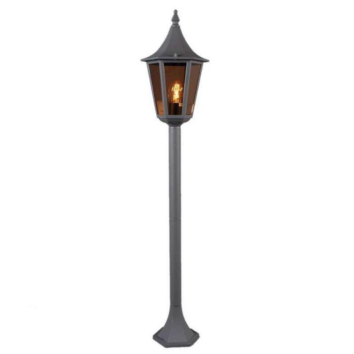 Lampe-d'extérieur-President-P116-graphite