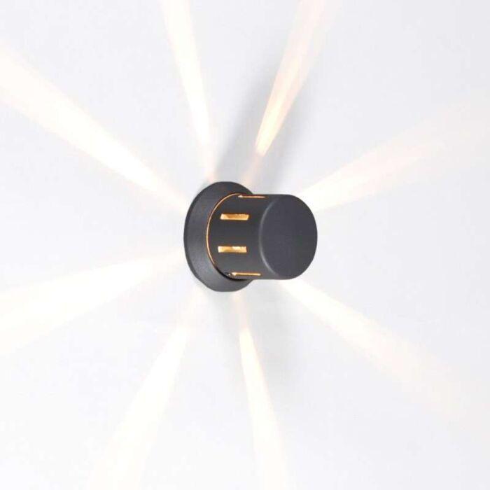 Lampe-d'extérieur-Surrey-graphite