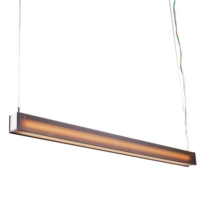 Lampe-suspendue-Tube-R-Coffee-28W