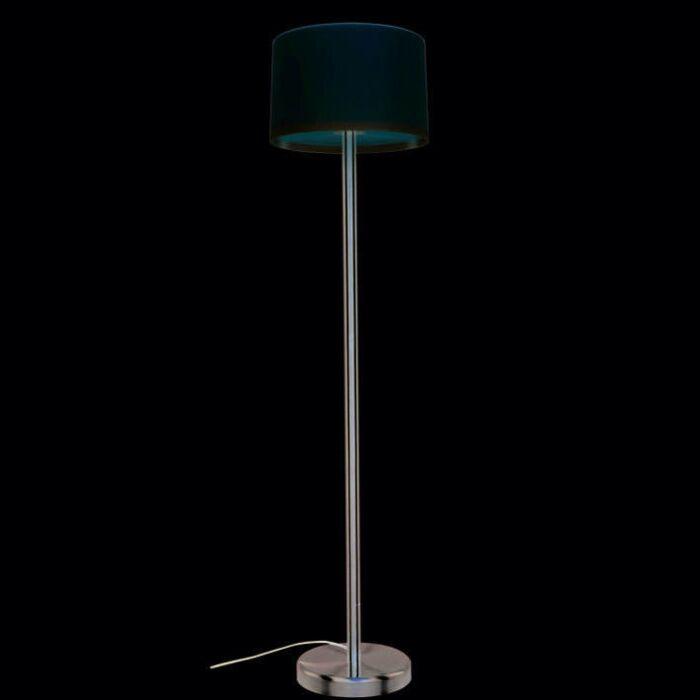 Lampe-d'extérieur-vierge-en-acier-avec-blanc