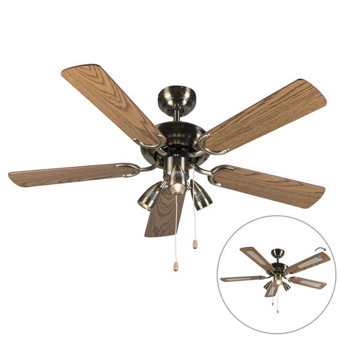 Ventilateur-de-plafond-bronze---Mistral-42