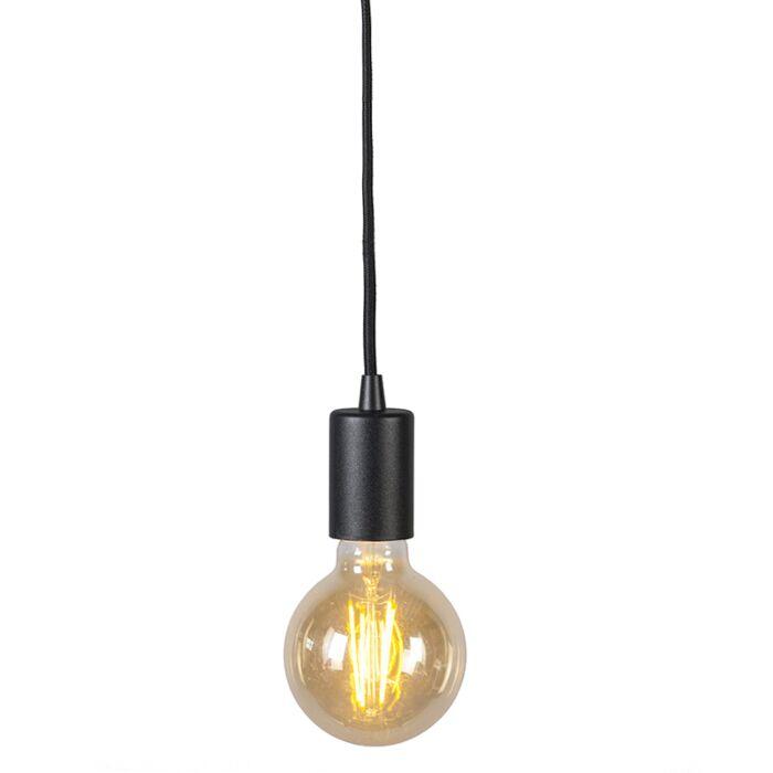 Lampe-à-suspension-industrielle-noire---Facil-1