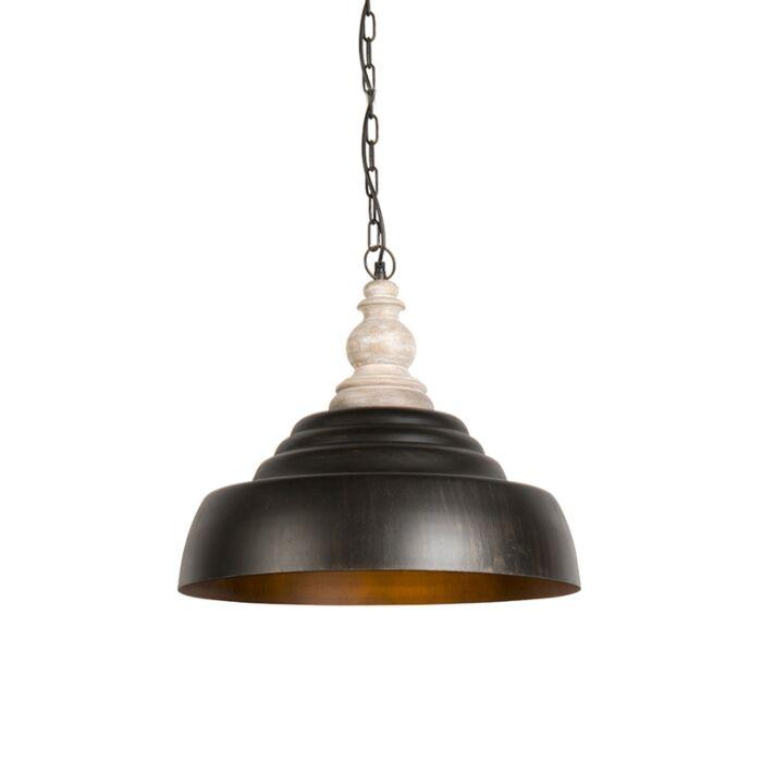 Trina-lampe-suspendue-brun-rouille
