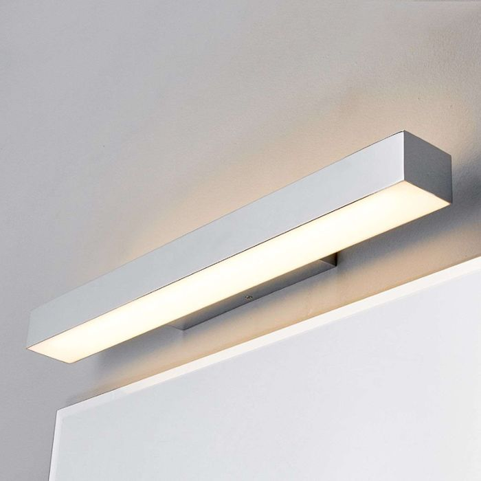 Lampe-de-salle-de-bains-moderne-en-chrome-60-cm-avec-LED-IP44---Kiana