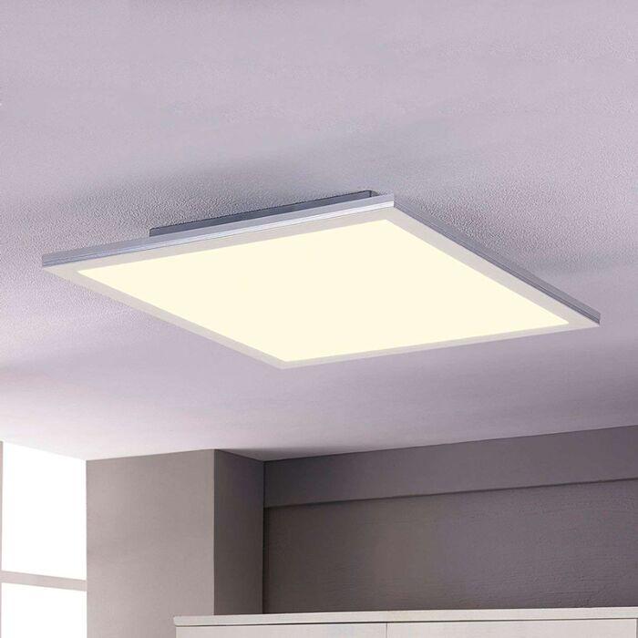Plafonnier-étanche-62-cm-avec-LED---Liv