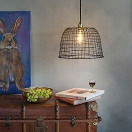 Lampeetlumiere - accrocher-une-lampe-suspendue