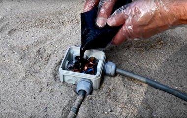 Astuce 2: Connectez les câbles avec un manchon de câble